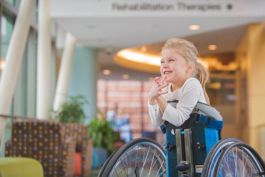 Como a Terapia Ocupacional pode ajudar um paciente com paralisia cerebral