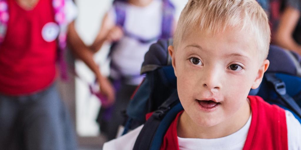 Terapia Ocupacional pode ajudar crianças com Síndrome de Down