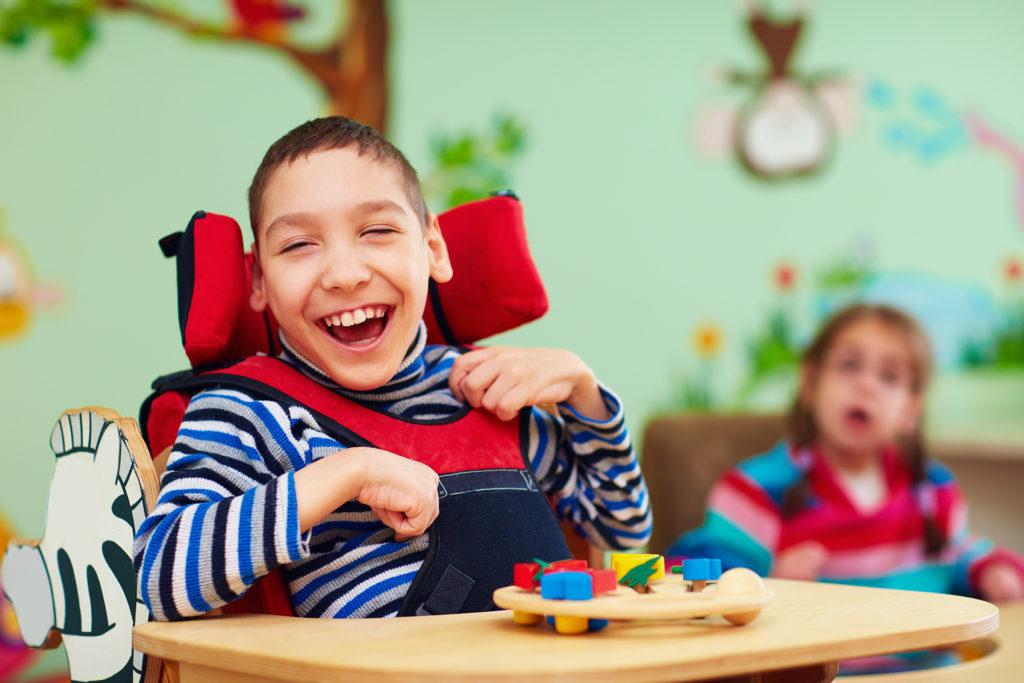 Como a Terapia Ocupacional pode ajudar um paciente com paralisia cerebral?